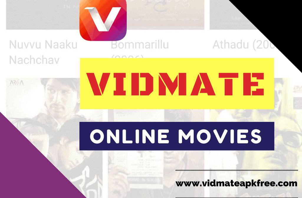 vidmate online movie download